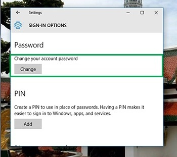 đổi mật khẩu